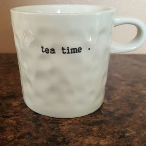 Bloomingville tea time mug